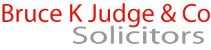 Bruce K Judge & Co Solicitors